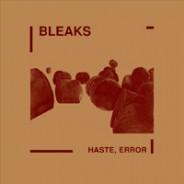 Bleaks: Haste, Error :: Wodger 02 LP (2009)