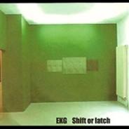 EKG: Shift or latch :: Crank Satori 3″ CDR 008 (2001)